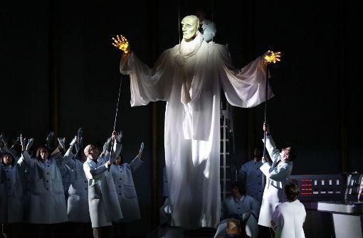 """Feenoper """"Oberon, König der Elfen"""" im Prinzregententheater"""