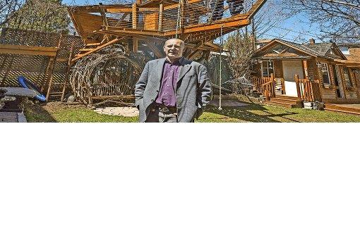 Baumhaus stiftet Unfrieden in Nachbarschaft