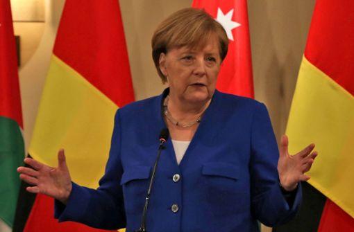 EU-Partner kommen Merkel entgegen