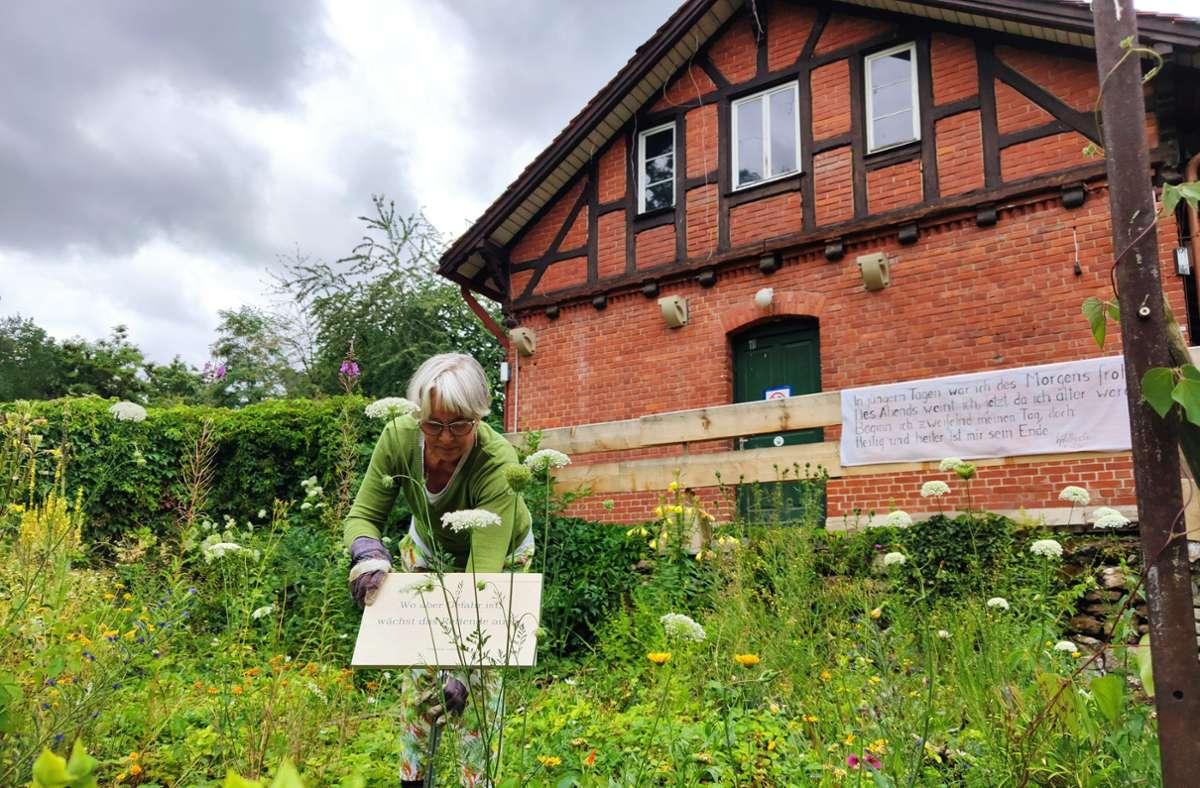 Johanna Moltmann-Hermann Foto: Kathrin Wesely