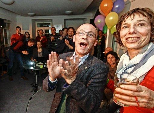 Bernd Murschel gewinnt das Direktmandat