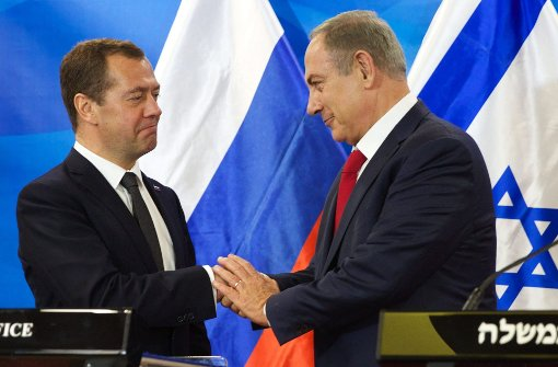 Medwedew: Der Terror bedroht die ganze Welt