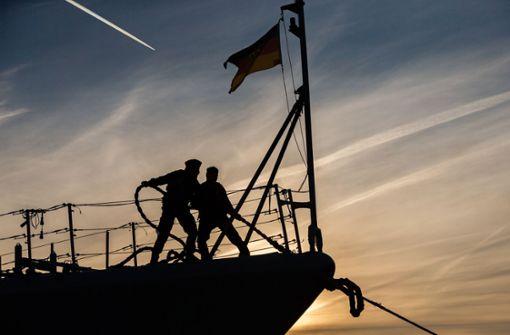 Italien begrüßt den deutschen Teilrückzug