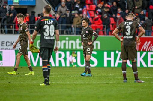 Traumtor besiegelt nächste Pleite für St. Pauli
