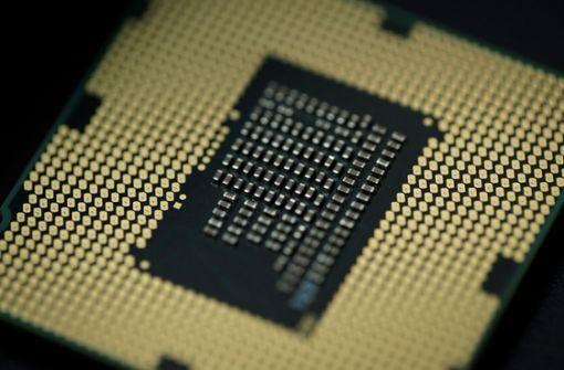 Chip-Lücken bedrohen Zehntausende Firmenrechner