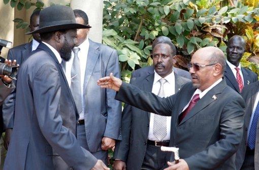 Konfliktparteien treffen sich erstmals zu direkten Gesprächen