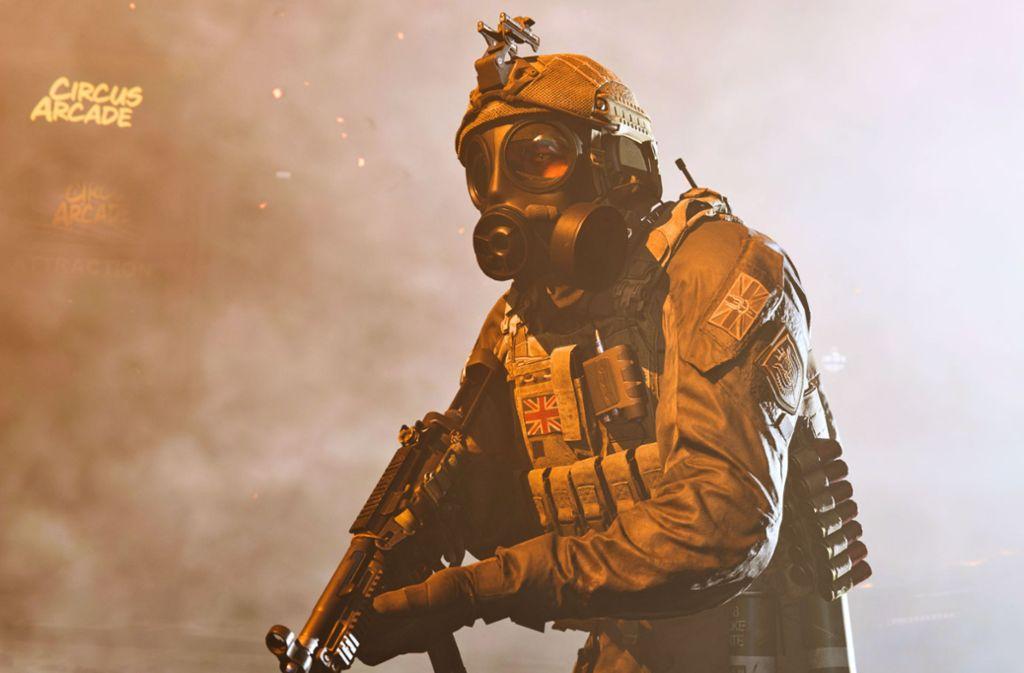 Am 3. Dezember startet die erste Season von Call of Duty: Modern Warfare. Foto: Activision