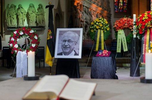 """Kretschmann nennt Späths Tod """"unfassbaren Verlust"""""""