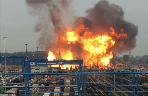 BASF fährt Produktion an