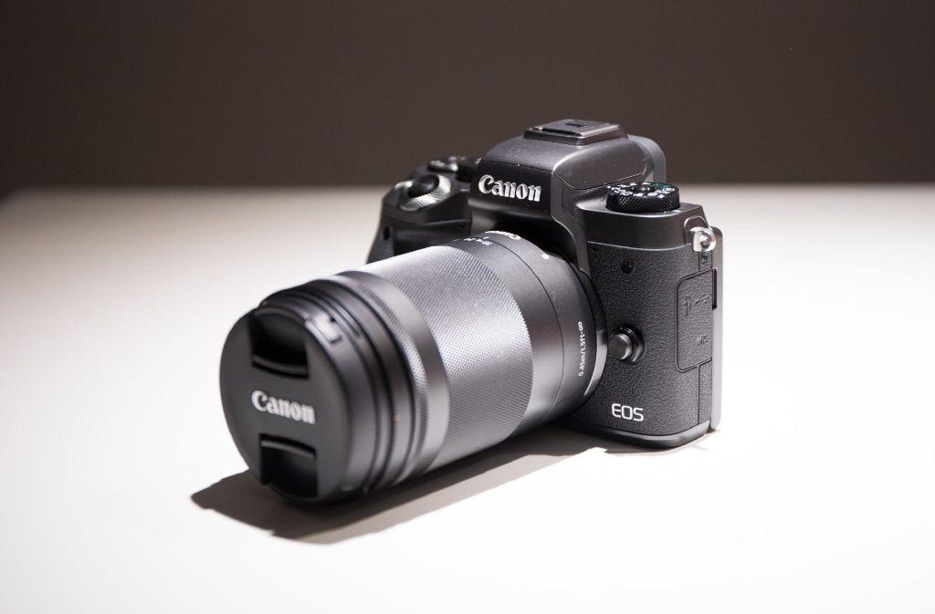 Was kann die Canon EOS M5 in Sachen Bildqualität?  Foto: Julian Wenzel
