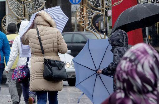 Wetterdienst hebt Unwetterwarnung teilweise auf