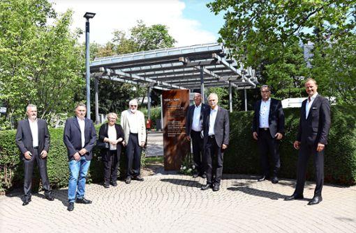 Darum  lässt Bosch eine Stele für Zwangsarbeiter austauschen