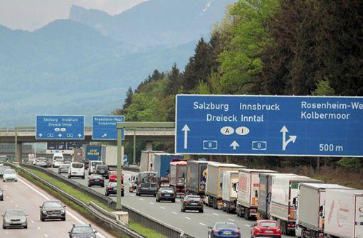 Großer Grenzverkehr