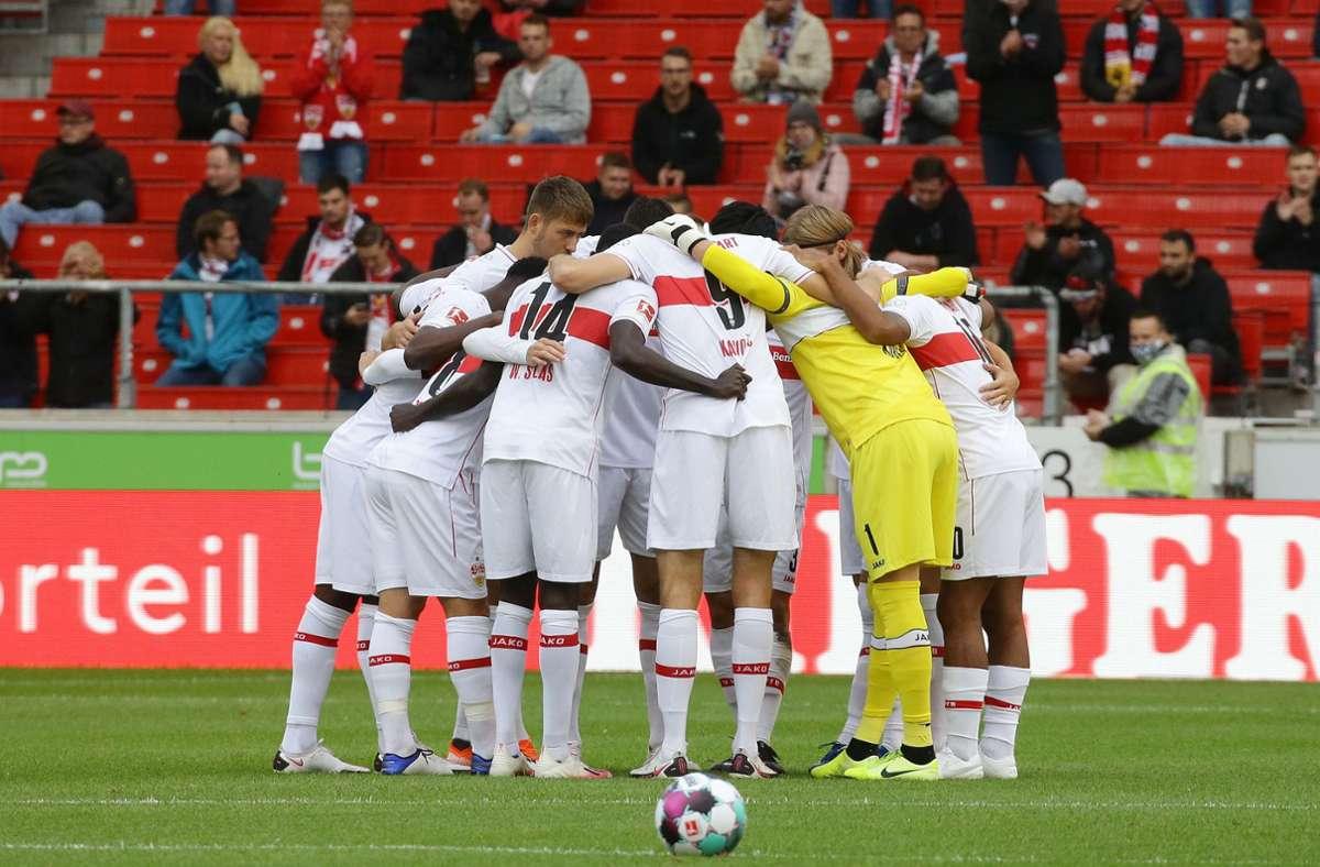 So sieht der VfB-Kader – Stand jetzt – aus. Wir geben zudem einen Überblick über die Perspektive der einzelnen Spieler. Foto: Baumann