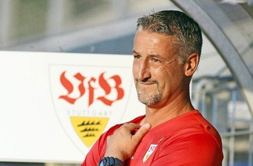 VfB Stuttgart II sichert sich den Klassenerhalt