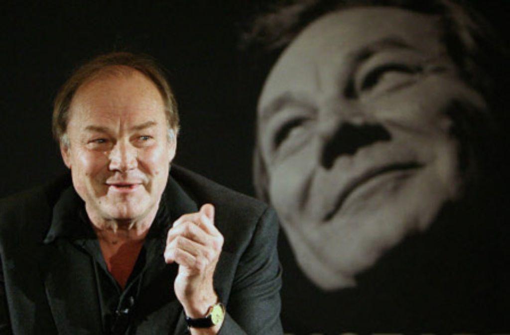 Im Theater ist auch der Krach produktiv: Klaus Maria Brandauer. Foto: ddp
