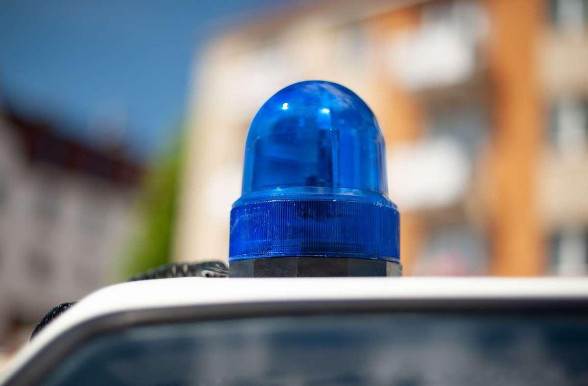 Ein Unfall in Neuhausen (Symbolfoto) Foto: Polizei/Andrzej Rembowski