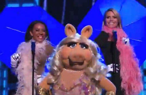 Große Ehre für Muppets-Figur Miss Piggy