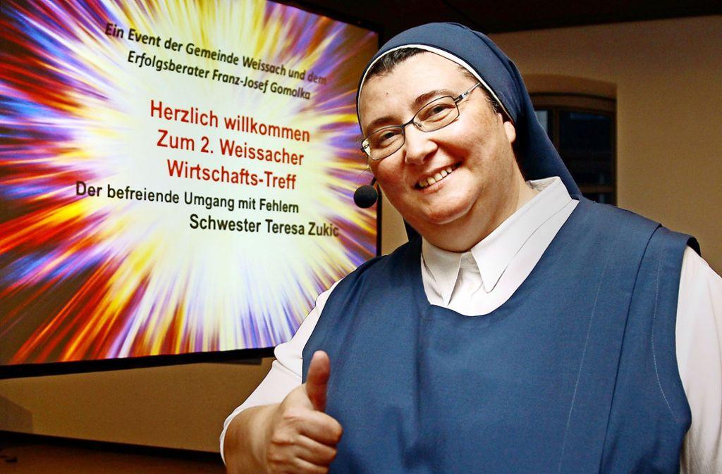 Die  humorige Schwester Foto: factum/Weise