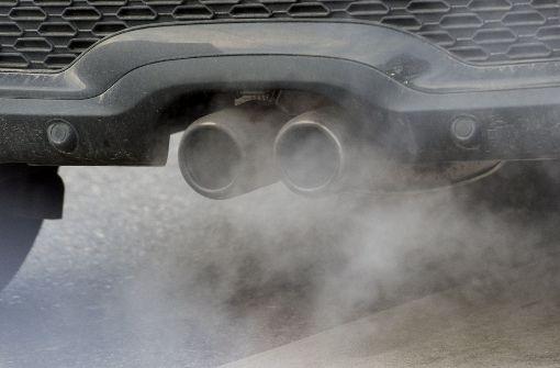 Für die Gesundheitspolitiker in Bund und Land ist die Luftverschmutzung kein Thema. Foto: dpa