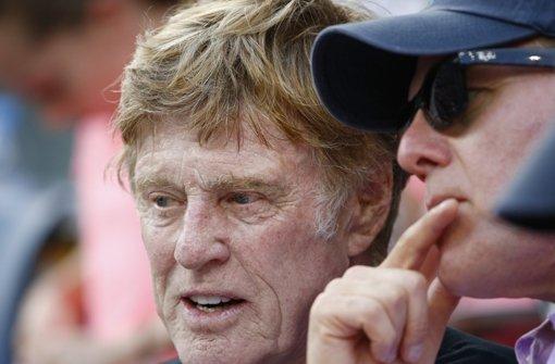 Longoria und Redford sehen Williams-Sieg