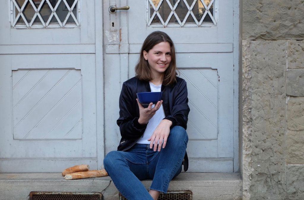 Maren Wiesner gibt diesmal das Rezept für ihren Lieblings-Brotaufstrich preis. Foto: privat