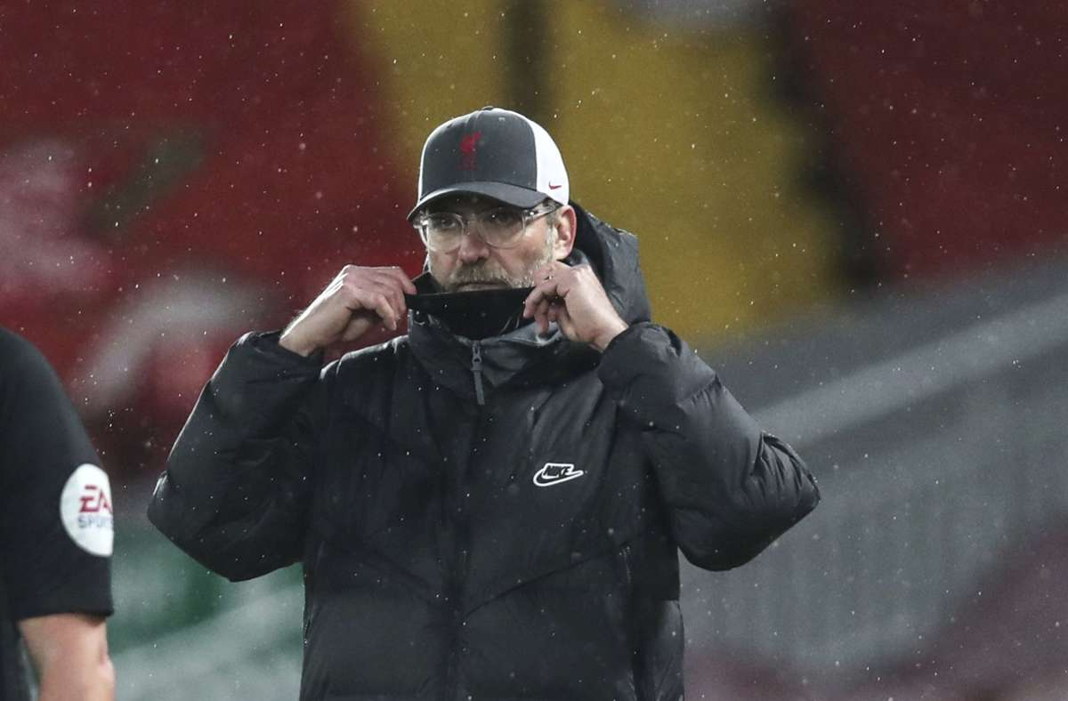 Jürgen Klopp setzt auf zwei ehemalige Innenverteidiger des VfB Stuttgart Foto: dpa/Clive Brunskill