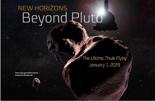 NASA-Sonde New Horizons erforscht das Ende der Welt