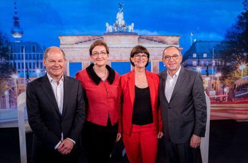 Was passiert bei der SPD?