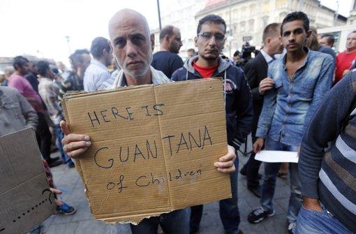 Lage in Ungarn droht zu eskalieren