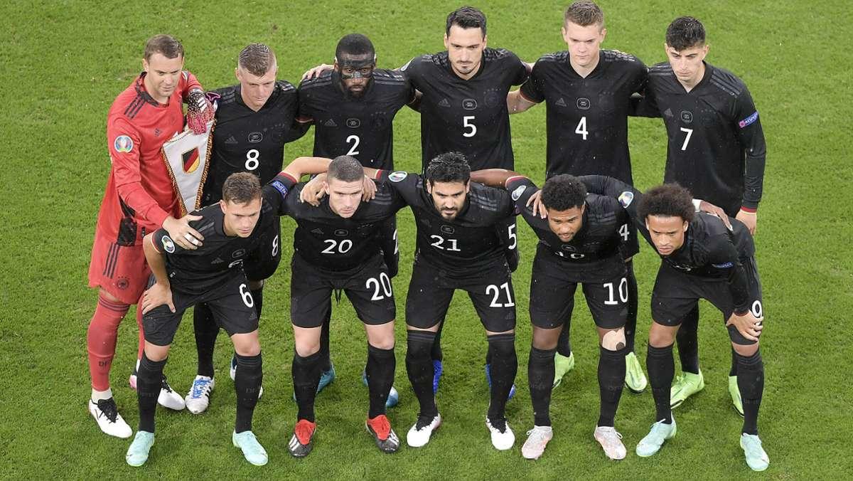 Das sind die Noten für die DFB-Elf gegen Ungarn