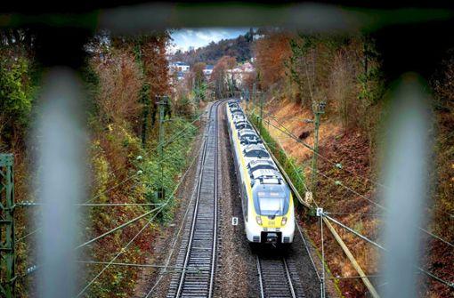 Verkehrsstaatssekretär Bilger kämpft für  Gäubahntunnel