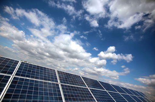 Fotovoltaik gilt als der Weg in die Zukunft