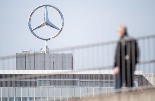 Mercedes-Benz verhängt vorübergehend Ausgabenstopp