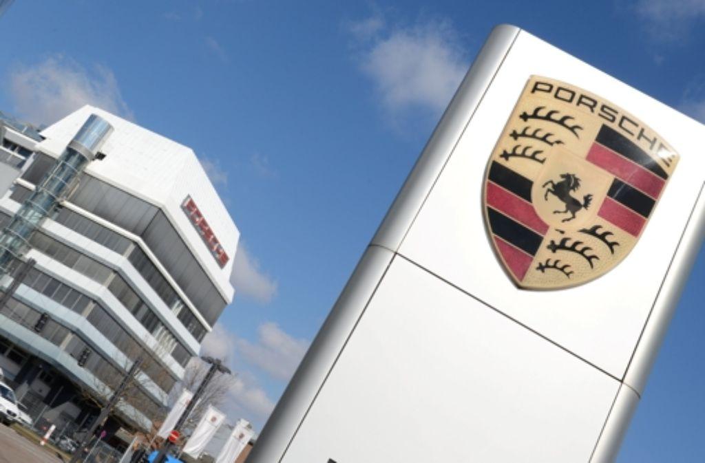 Den Vorwurf einer wissentlichen Verletzung des Urheberrechts weist Porsche zurück. Foto: dpa