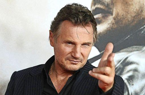 Liam Neeson hat Angst um die Welt