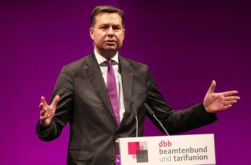 """""""Signalwirkung für Beamte im Land"""""""