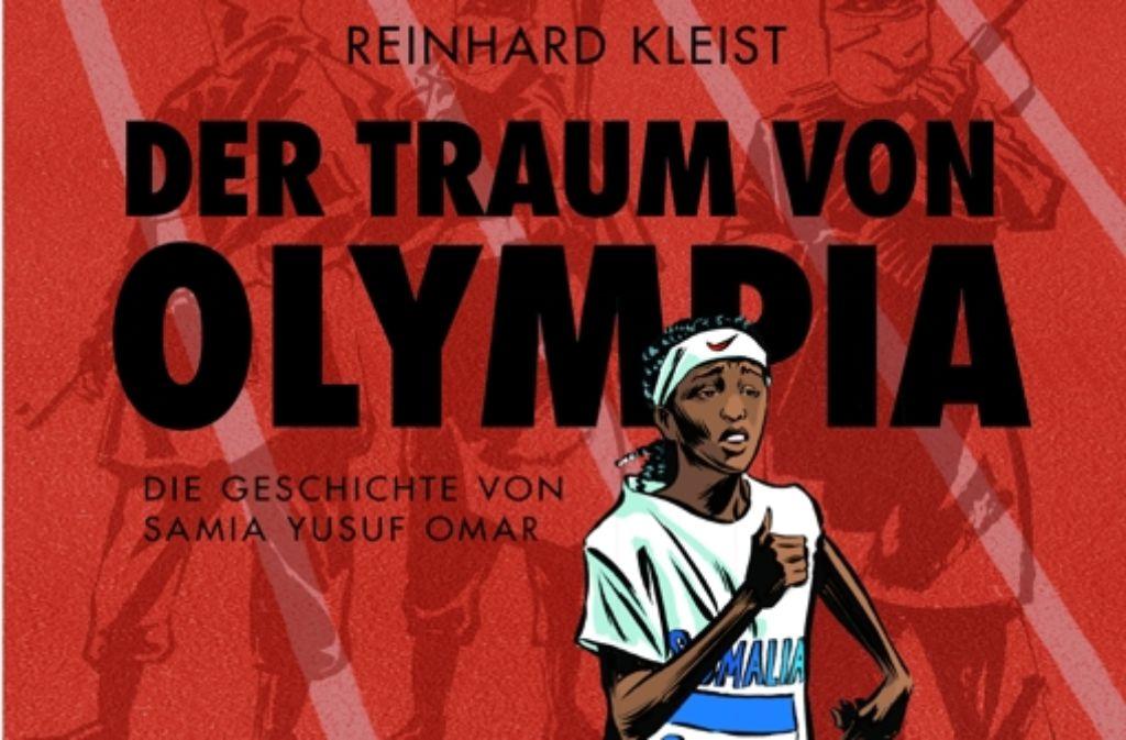 Die Leichtathletin Samia Yusuf Omar kommt auf der Flucht ums Leben. Foto: Verlag