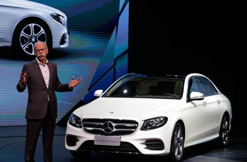 Daimler muss Bericht neu drucken
