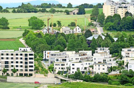 Ludwigsburg will die Baulücken schließen