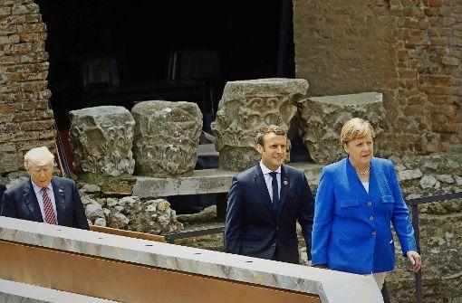 Wie Europa unabhängiger von den USA werden soll