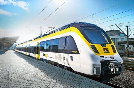 Für den Notfall stehen Züge und Lokführer bereit