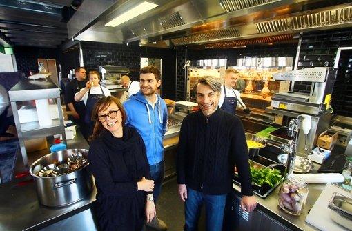 Stuttgarter gastronomie die kulinarische eroberung des for Architekt gastronomie