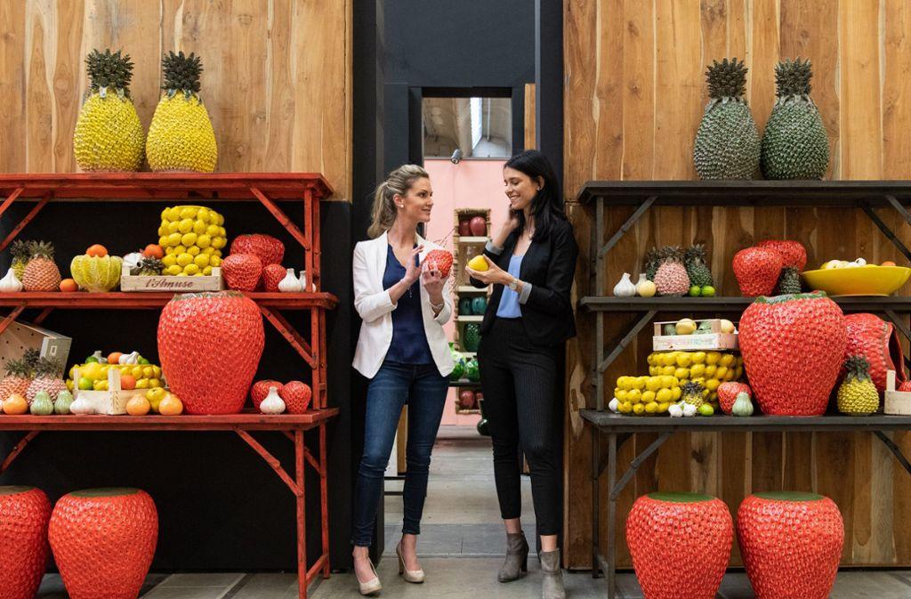 Bunt und originell sind die Produkte, modern und flexibel muss der Handel sein. Foto: Messe Frankfurt GmbH/Pietro Sutera