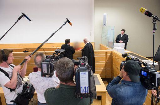 Täter zu 14 Jahren Haft verurteilt