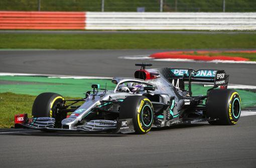RTL überträgt Formel-1-Rennen aus Deutschland
