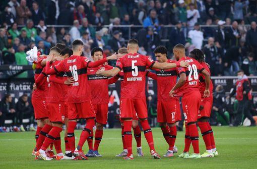 So reagieren die VfB-Profis auf den Auswärtspunkt