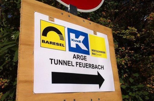 Bahn weitet Tunnelbau am Wartberg aus