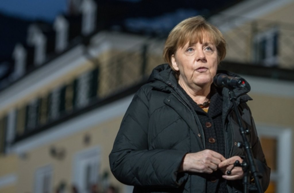 Kanzlerin Merkel wird die CDU in Baden-Württemberg im Wahlkampf unterstützen. (Archivfoto) Foto: dpa