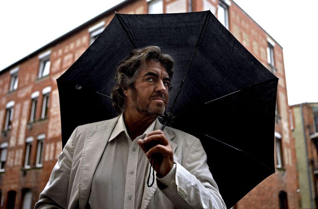 """Bruno Stickroth, vielen als der """"schöne"""" Bruno bekannt, war nie wirklich zu fassen. Foto: foto@heinzheiss.de"""